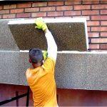 Как сделать несъемный фасад из утепленных стен?