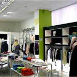 Как создать современный дизайн магазина одежды