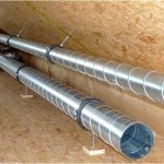 Кондиционеры и вентиляция: монтаж при строительстве