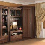 Мебельные конструкции для интерьера кухни