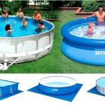 Может ли использоваться надувной бассейн для всей семьи?