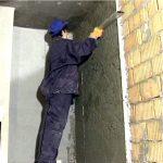 Оштукатуривание утепленных стен: желательно с системой утепления