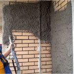Штукатурка наружных стен — 8 правил хорошего штукатуриста