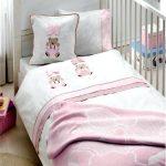 Как выбрать детское постельное белье в кроватку