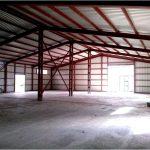 Строительство склада. Фундамент под строительство стального, кирпичного и деревянного склада