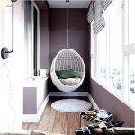 Выбор материала наружной обшивки балкона