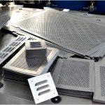 Горячая и холодная штамповка металлических листов