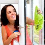 Мытьё окон, как сделать это правильно