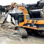 Особенности демонтажа зданий и сооружений