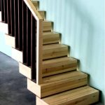Вторая жизнь деревянных лестниц