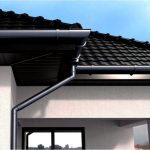 Как выбрать водосточную систему. Ознакомьтесь с типами водостоков и выберите подходящий для вашего дома.