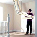 Когда следует устанавливать чердачные лестницы