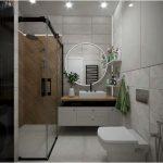 Модные варианты плитки в ванной комнате