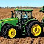 Разбор новых обновлений тракторов John Deere серии 9