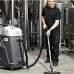 Типы фильтров для профессиональных промышленных пылесосов Kärcher
