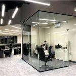 7 идей для перегородок в офисных помещениях