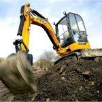 Для каких земляных работ следует нанять мини-экскаватор?