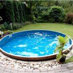 Какой бассейн выбрать для сада? Руководство по выбору садового бассейна