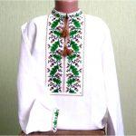 Стильне забарвлення — українська вишиванка для дівчаток