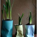 Материалы, используемые для изготовления горшков для цветов