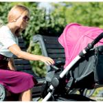 Мойка и дезинфекция детских колясок