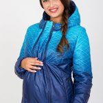 Как утеплиться и выглядеть стильно: куртки для беременных