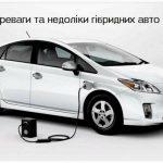 Який термін служби акумуляторів гібридних автомобілів