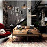 Несколько современных идей освещения для стильных жилых помещений в стиле лофт
