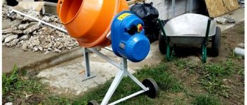 Особенности применения бетоносмесителей