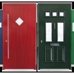 Покраска входной двери: Какой выбрать цвет и краску для покраски входной двери