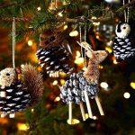 Искуственные елки в доме и новогодний декор или как оригинально преобразить свое жилье к празднику