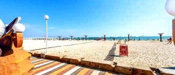 Курорт без медуз: отдых в Железном Порту